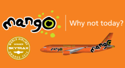 Mango Airlines Flights Johannesburg To Durban