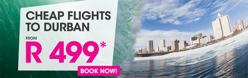 Flysafair New Routes