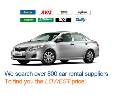 cheapest car hire south africa