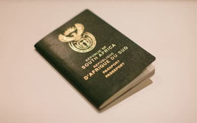 Online Passport Application for South Africa – All You Need to Know
